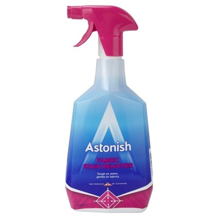 Astonish Stain odplamiacz w sprayu 750 ml UK