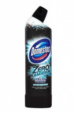 Domestos zero kamienia żel do wc 750ml